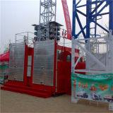 Elevadores temporales con capacidad de 2 toneladas por la jaula para la venta de Hsjj