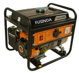 De Generator van de Benzine van Fusinda 1kw met Ce/gs- Certificaat (FS1500)