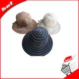 Chapéu de Sun, chapéu da forma, chapéu do Fedora, chapéu das mulheres