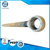 Naar maat gemaakte Roestvrij staal Gesmede Zuigerstang voor Hydraulische Cilinder