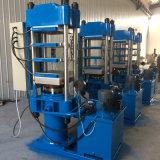 Gummi bereift Sohle-Maschinen-hydraulische Presse