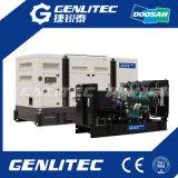 Open Diesel Doosan van het Frame 120kVA Generator (GDS120)