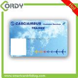 CMYKによって印刷される無接触MIFARE標準的な1k rewritable PVC RFIDカード