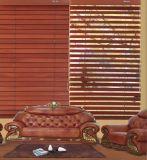 Bambusjalousie-manuelle hölzerne Vorhänge für Innenraum-Dekoration