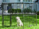 [بفك] يكسى أو مسحوق يكسى مربّعة أنابيب خارجيّة كلب قفص