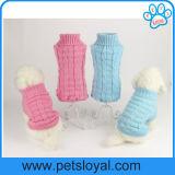 Ropa barata del perro del suéter del perro de animal doméstico de la manera de la venta caliente