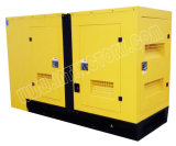 generador diesel silencioso estupendo 28kVA con el motor 404D-22tg de Perkins con la aprobación de Ce/CIQ/Soncap/ISO