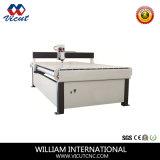 Sola máquina de grabado principal del CNC de la carpintería