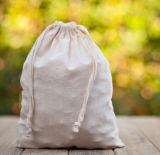 قطن كاليكو كيس يحمل معروفة حقيبة تكة [نتثرل فبريك] مادة