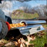 Strumento solare portatile della griglia della stufa del barbecue