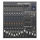 mezclador audio profesional 8CH (MIX82C)