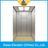 Ascenseur Traction-Piloté sans salle Dkw800 de machine