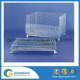 Cage de palette en acier métallique pour entrepôt