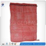 Мешок сетки батиста Drawstring Китая высокого качества