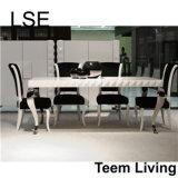 새로운 고전적인 작풍 높은 광택 있는 색칠 식탁 (LS-208)