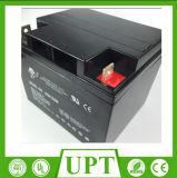 12V 38ah/20hr Leitungskabel-saure wartungsfreie Speicherbatterie für Sonnenenergie