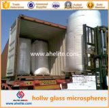 Verminder het Gewicht van Hol Glas Microshperes