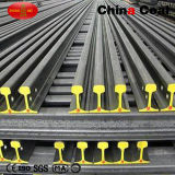 Rails lourds d'U71mn 50kg pour le chemin de fer