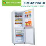 réfrigérateur actionné solaire solaire et congélateur de C.C à C.A. 350L