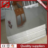 placa de la hoja del aluminio 1070 1100 (brillante/espejo/polaco/espejo)