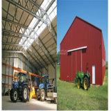 Entrepôt de structure métallique de qualité de coût bas avec ISO9001