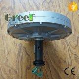 Генератор энергии ветра для вертикальной ветротурбины оси