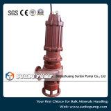 Prix usine de la Chine S'usant-Resitant la pompe submersible de boue