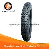 Neumático 100% de la motocicleta del modelo del país cruzado de la calidad 4.10-18