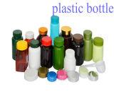 Conteneur en plastique transparent/coloré de bouteille de capsule d'animal familier