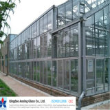 3mm, 4mm Clear Tempered Glass voor Greenhouse Glass