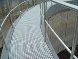 FRP/Fiberglass Molded Grating voor Walkway