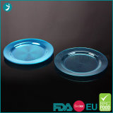 Usager de picoseconde de plastique clair/salade/dîner/plaque remplaçables estampille de portion