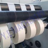 종이와 플레스틱 필름을%s 칼 Slitter Rewinder 압축 공기를 넣은 째는 기계