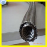 Surface Annular Hose에 Stainless Steel Wire Braid를 가진 금속 Flexible Hose Assembly