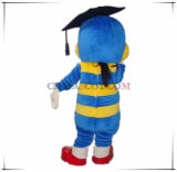 Costume del dottore Bee Mascot Customized Mascot con il marchio