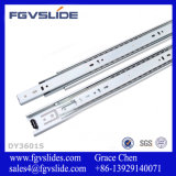 China, de 35 mm 3 Fold Slide Rail chapado en zinc
