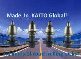 Picaretas/dentes/bits de trituração concretos da estrada de K1-17/20-L para a máquina de trituração de Wirtgen