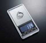 Scala di Digitahi grammo della moneta d'argento dell'oro dei monili di 0.01g x di 300g da tasca