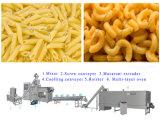 Estirador automático de las pastas que hace la máquina