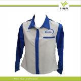 عالة قطر [هيغقوليتي] يعمل قميص مصنع ([ف219])
