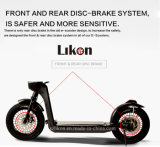 2016 ultimo Mobility Scooter (JIEXG MINI) di 48V 500W 55km Far Distance Capacity Scooter elettrico con CE, RoHS Certificates, Patented Deisgn Scooter.