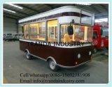 ジュースのKebabヴァンのヨーロッパ規格の食糧トラック