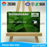 Cartões de sociedade plásticos relativos à promoção feitos sob encomenda impressos