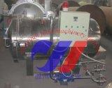 Cornue électrique horizontale d'autoclave de chauffage d'acier inoxydable