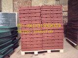 De Binnen RubberBetonmolen van de Tegel EPDM, Tegel van de Vloer van de dragen-Weerstand de Rubber