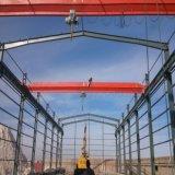 Vorfabrizierte industrielle strukturelle Stahlwerkstatt