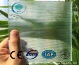 세륨, ISO (3-8mm)를 가진 Flutelite-S 명확한 장식무늬가 든 유리 제품