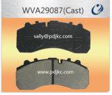 Almofadas de freio de Actros para os caminhões Wva29108