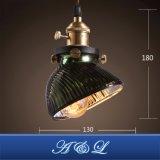 Geschickte Entwurfs-industrielle Glasart-hängende Lampe mit guter Qualität