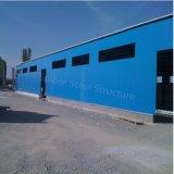 Magazzino prefabbricato dell'acciaio per costruzioni edili con basso costo